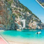 le-3-spiagge più belle d'italia