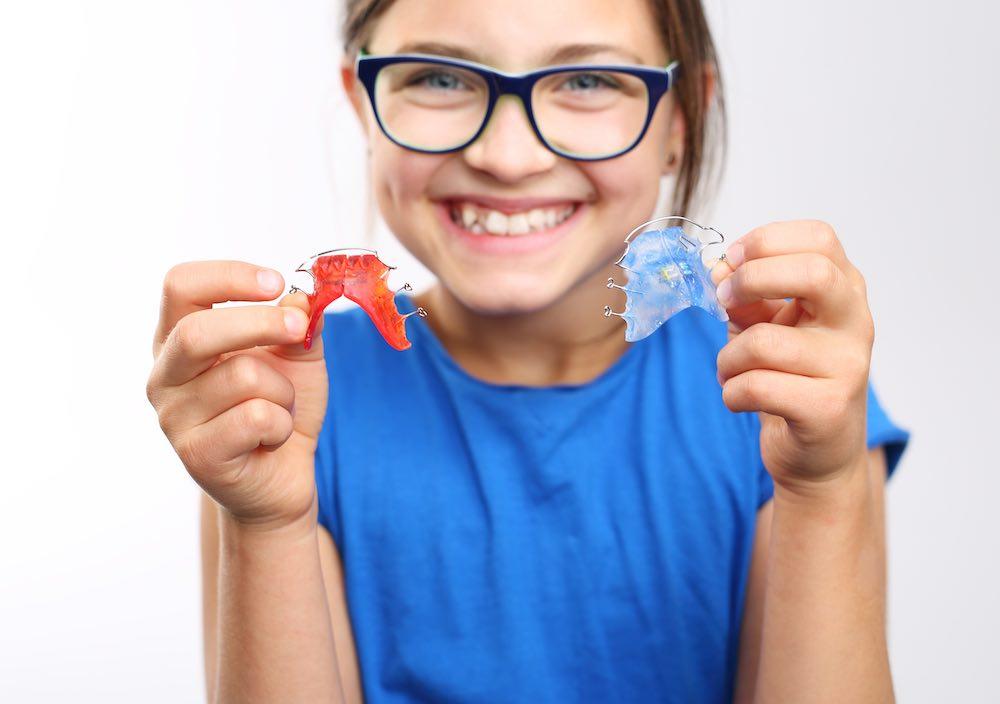 Ortodonzia intercettiva: esempi