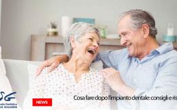 Cosa fare dopo l'impianto dentale: consigli e risposte