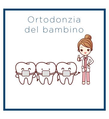 Ortodonzia del bambino