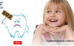 Sigillatura dei denti: i nostri consigli